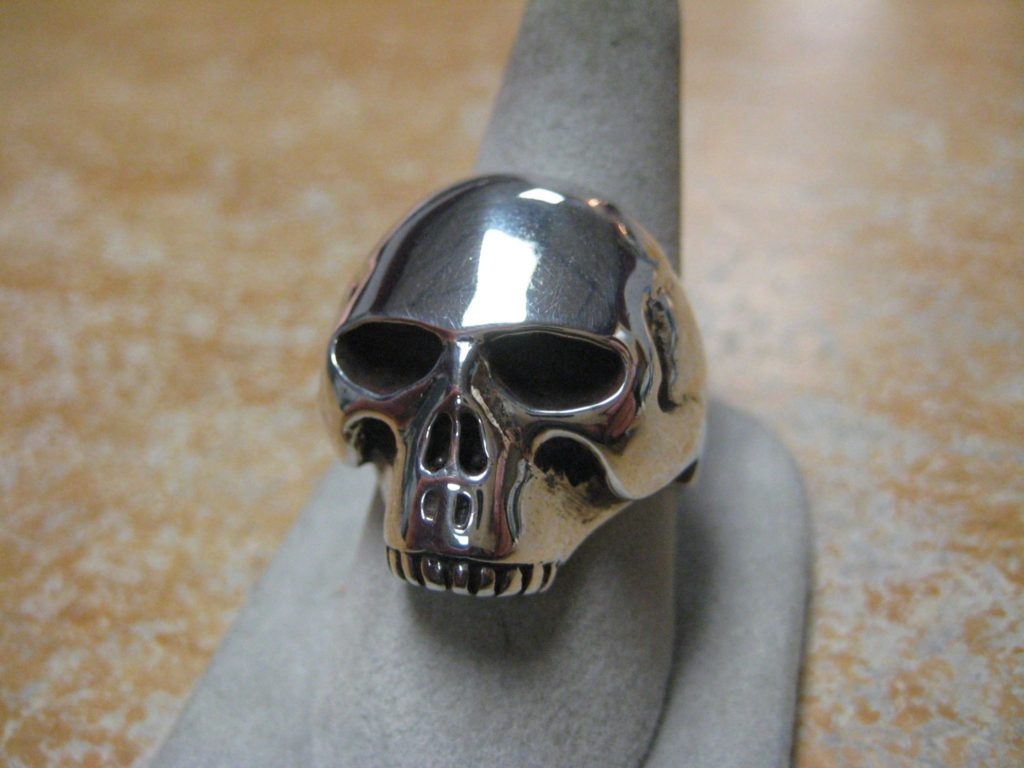 keith richards ring